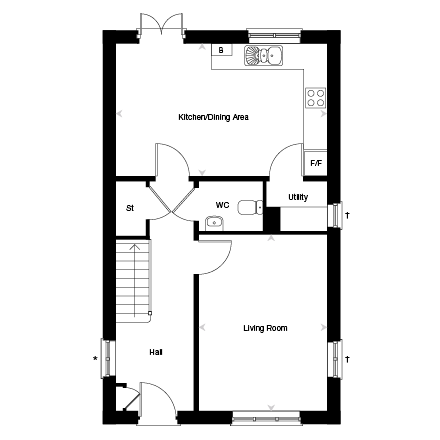 TWNT_Mayberry 8_Floorplans_Lydford_GF_WEB